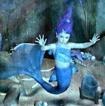 Delightful Magick Mermaid Princess Bella! Wish Granting Spirit of Love & Light!  - $75.00