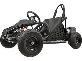 1000 Watt 48V Electric Off Road Rugged Go Kart w/ 3 Speed Control Up To 20 MPH  - $819.00