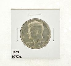 1974 Kennedy Half Dollar (F) Fine N2-3682-2 - $0.89