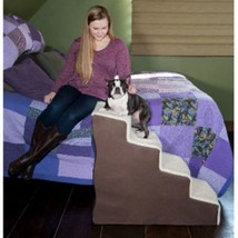 EASY STEP IV DELUXE SOFT PET STAIRS BY PET GEAR-*FREE SHIPPING IN THE U.S.* - $136.95