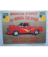 Spartan Stores 5th   Annual Car Show 1996 in Wrapper - $3.99