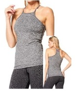 Hard tail Charcoal Open air tank with bra xs  - $60.00