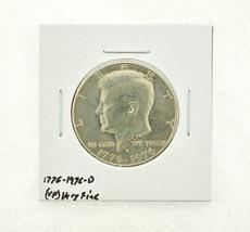 1776-1976-D Kennedy Half Dollar (VF) Very Fine N2-3687-3 - $0.99