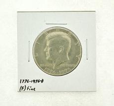 1776-1976-D Kennedy Half Dollar (F) Fine N2-3690-8 - $0.89