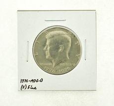 1776-1976-D Kennedy Half Dollar (F) Fine N2-3690-9 - $0.89