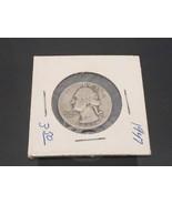 1947 Silver Washington Quarter - $12.00