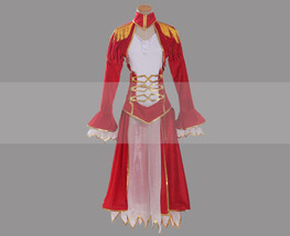 Fate extra nero saber red dress cosplay for sale thumb200
