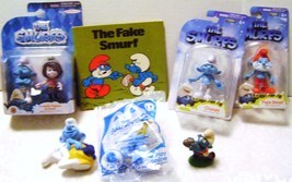 Smurfs Collectibles - $18.00