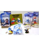 Smurfs Collectibles - $18.00