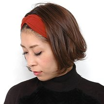 Casualbox Womens Japanese Elastic Headband Hair Band Accessory Sport V-O... - €10,65 EUR