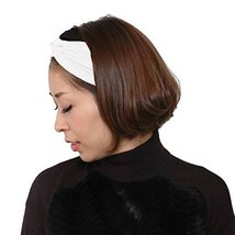 Casualbox Womens Japanese Elastic Headband Hair Band Accessory Sport White - €10,65 EUR