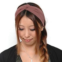 Casualbox Womens Japanese Elastic Headband Hair Band Accessory Sport L-B... - €10,65 EUR