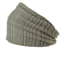 Casualbox mens headband Neck Warmer Japanese Hair Accessory Sports Khaki - $357,79 MXN