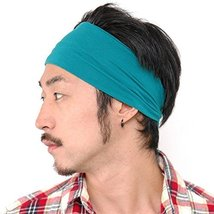 Casualbox Womens Japanese Elastic Headband Hair Band Accessory Sport Tur... - €10,74 EUR