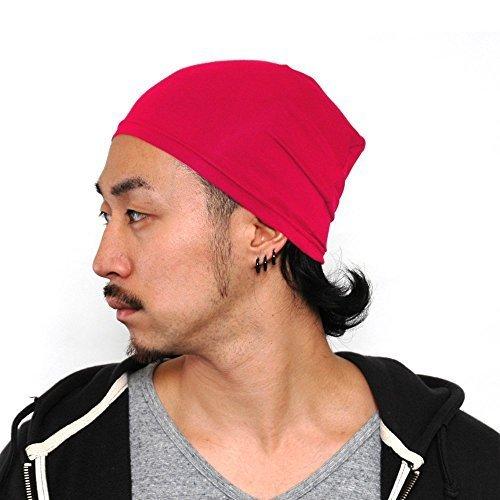 1898c151b06 51tqrnmflml. sl1500. 51tqrnmflml. sl1500. Previous. CasualBox Mens Thermal  Stretch Sports Made in Japan Tight Beanie Hat Pink