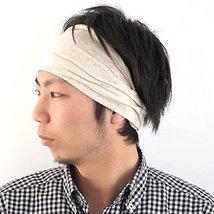 Casualbox Womens Made in Japan HeadBand Hair band Organic Cotton Skin Cream - €15,09 EUR