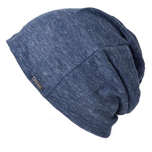5df188e54b8 51y4tvjzpgl. sl1500. 51y4tvjzpgl. sl1500. Previous. Casualbox Womens Beanie  Linen Summer Made in Japan Ventilating Lightweight Navy