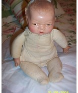 GRACE S.PUTNAM BYE LO BABY DOLL/COMPOSITION HEAD & HANDS GERMANY / 1930's - $59.39