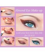 Quick Eye Makeup Stencil Eyeliner Eyeshadow Eyebrow Tool Free Shipping UK2 - $15.00