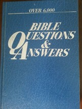 Bible Questions & Answers,  Over 6000 Questions - $9.90