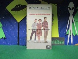 Sixteen Candles (VHS) 1992,  Molly Ringwald,  Anthony Michael Hall Free ... - $5.44