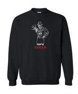 248 Dream Crew Sweatshirt freddy elm movie halloween street new nightmare retro - $20.00 - $25.00