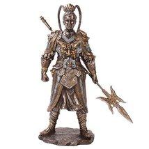 Chinese General Lu Bu Figurine Made of Polyresin - $48.71