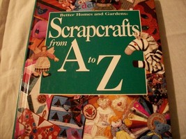 Scrapcrafts from A to Z - $8.00