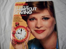 Simplicity: The ABC'S Of Shortcut Sewing: The How-To Book - $5.00