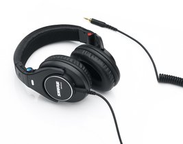Shure SRH840 Professional Monitoring Headphones (Black) - $250.00