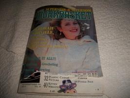 The Workbasket Magazine August/September 1991 - $5.00