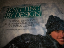Knitting By Design: A Step-By-Step Guide  - $8.00