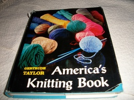 America's Knitting Book - $16.00