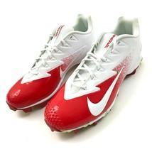 big sale 6b6c4 d2d55 Nouveau Nike Hommes Vapor Ultrafly Keystone Baseball Cale Size 13 Rouge  Moyens -  45.96