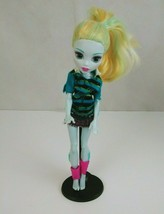 """Monster High Lagoona Blue 11"""" Doll With Clothes,& Hair Brush.Without Stand - $16.39"""