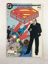 The Man of Steel Lex Luthor Strikes! #41986 Comic Book DC Comics - $8.59