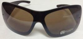 Polycarbonate Lens Sport Sunglasses NWT Black & Gold Frame - $9.99