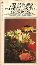 * (Better Homes and Gardens Calorie Counters Cook Book) [Paperback] [Jan... - $5.00