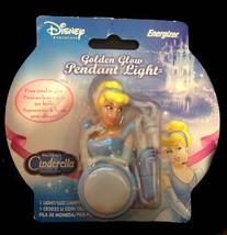 Energizer BNIP Disney Princess Cinderella Golden Glow Pendant Light - 2005 - $25.00