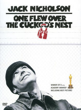 One Flew Over the Cuckoo's Nest [DVD] - $8.00