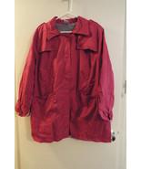 Women's Plus Size Jacket with Light Fleece Lini... - $17.24