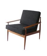 Mid-Century Danish Modern Arne Vodder Teak Armc... - $1,250.00