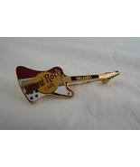 Hard Rock Cafe ORLANDO FLORIDA Explorer Guitar Shaped Pin USA Collectible - $11.16
