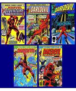 5 Daredevil Comic Book Cover Art Magnets - $16.98