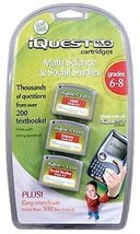 iQuest Cartridge - 6th Through 8th Grades - $15.65