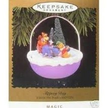 Slippery Day Winnie the Pooh Magic Hallmark Keepsake Ornament - $19.37