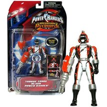 Bandai Year 2006 Power Rangers Operation Overdrive Series 5-1/2 Inch Tal... - $34.99