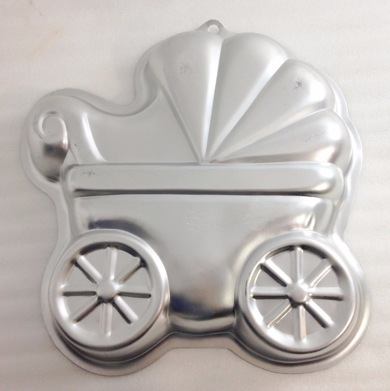 baby carriage stroller shower aluminum cake pan 2105 3319 2005 cake