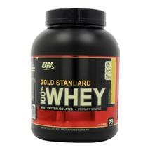 ON (Optimum Nutrition) Gold Standard 100% Whey Protein, 5 lb Banana & Cream - $179.95
