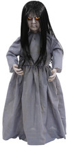 Lil Sweet Vengeance Doll Halloween Prop Seasonal Visions 123158 Haunted ... - $46.90